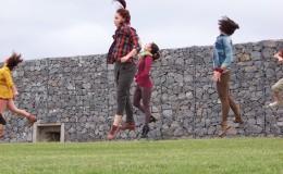 Backstage Video Danza – Barriletes
